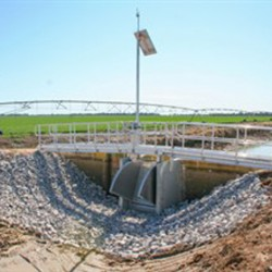 Channel modernisation - culvert